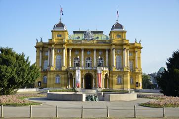 Teatro nazionale Croato, Zagabria 4