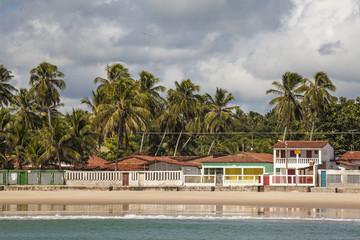 Baia da Traiçao, Villaggio di pescatori del Brasile