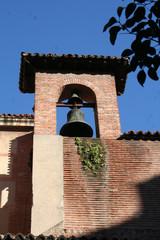 Campanario Iglesia San Sebastian-Madrid