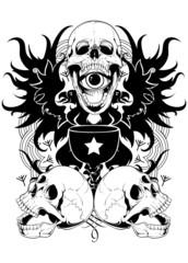 Skull potion