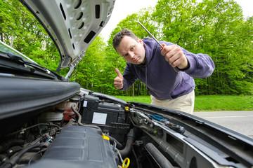 Car fixing