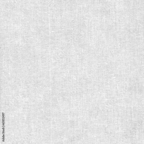 Canvas fabric white texture