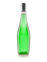 Flasche Hugo grün