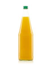 Flasche Orangensaft