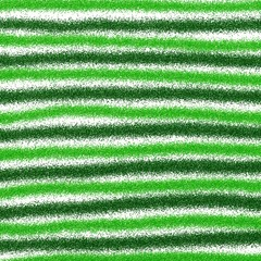 Green Glitter Stripes