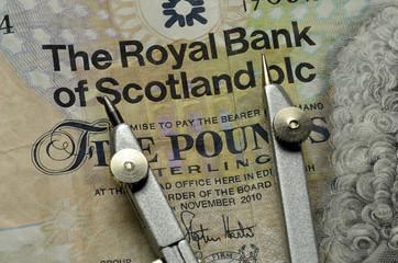 Pound Scots Libra escocesa Шотландский фунт
