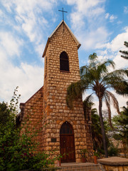 The evangelical-lutheran church in Tsumeb