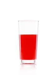 Glas Tomatensaft