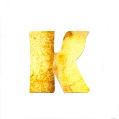 fruits and vegetables - letter K