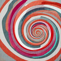 fashion spiral
