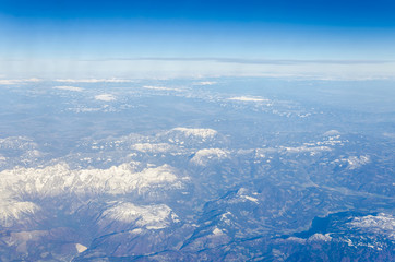 The mountains in Krasnaya Polyana. Sochi. Russia.