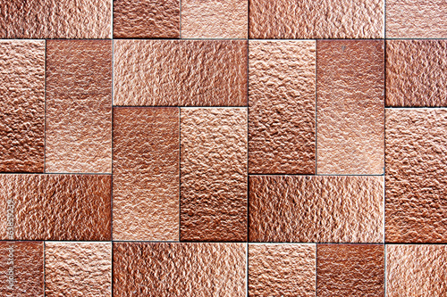 background of textured tiles