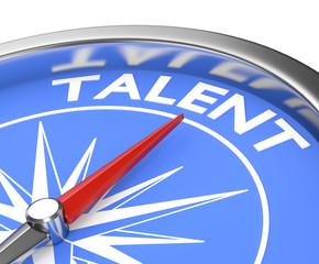 Kompass Talent