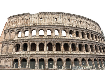 Amphitheatre Flavian Colosseum.