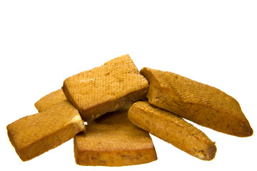 dried tofu