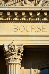 bourse de Paris