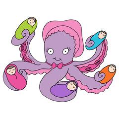 Octopus Nanny