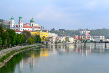 Passau Dreiflüssestadt