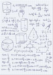Geometry Symbols