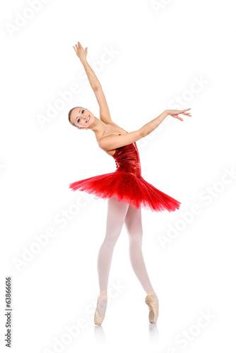 ballet woman