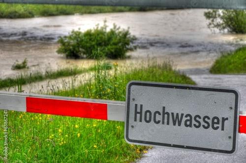 Hochwasser - 63867241