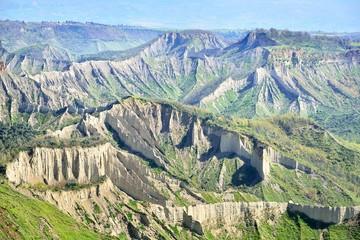 La valle dei Calanchi- Viterbo