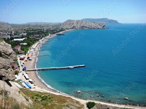 black sea, crimea