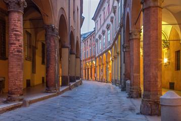 Bologna -  Via Santo Stefano (St. Stephen) street