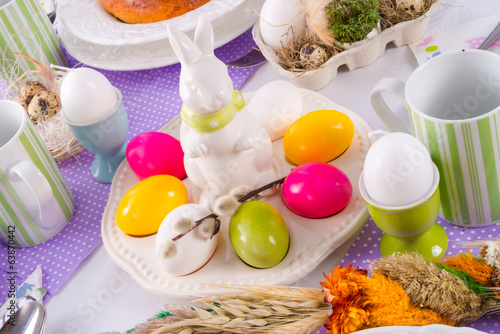 Easter table - 63870442
