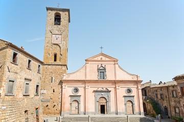 Chiesa di San Donato- Civita di Bagnoregio