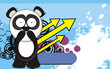 panda bear cartoon wallpaper funny4