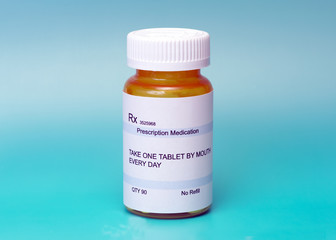 Prescription Bottle