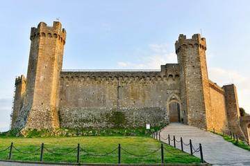 Fortezza di Montalcino- Toscana