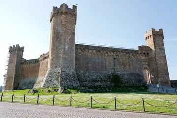 Rocca di Montalcino- Toscana