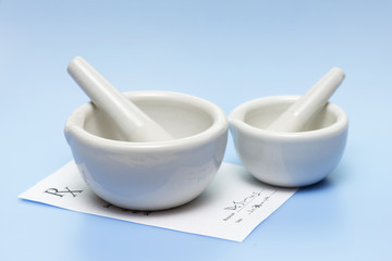 Mortar and Pestles Prescription