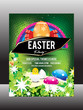Easter Day Flyer Design