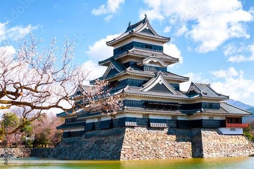 Staande foto Japan Matsumoto Castle, Japan