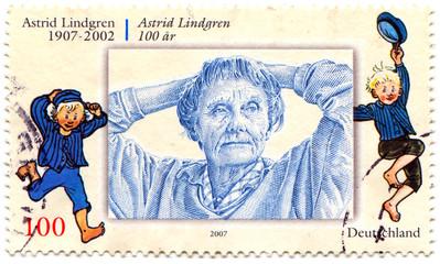 Astrid Anna Emilia Lindgren