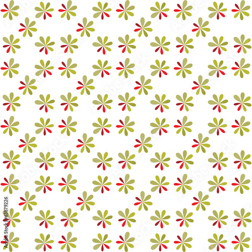 seamless flower for gift box christmas pattern texture backgroun