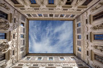 Palazzo Spada. Rome. Italy.