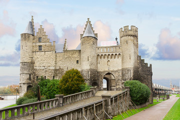 Het Steen castle, Antwerpen