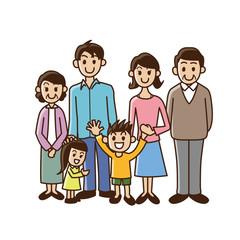 家族 家庭