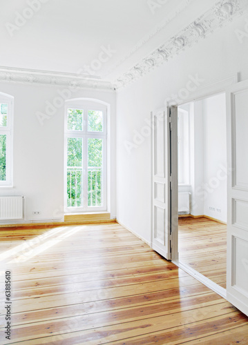 Altbauwohnung - 63885610