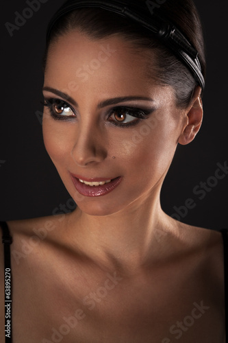 Woman's Beauty Portrait