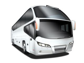 Reisebus, Luxusbus freigestellt