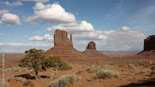 American Landscape - Monument Valley