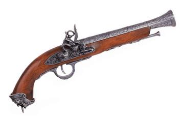 Copy of the old Spanish gun
