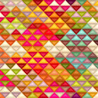 Geometric style abstract background with soft pastel color tones