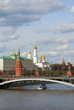 Moscow Kremlin panorama.