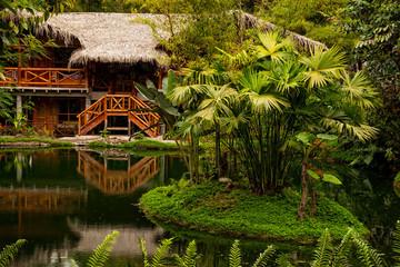 amazonian lodge
